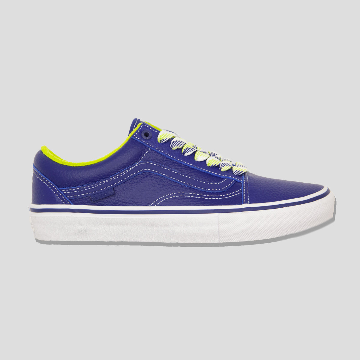 "VANS QUARTERSNACKS ""OLD SKOOL PRO LTD"" SHOE ROYAL BLUE/TRUE WHITE"