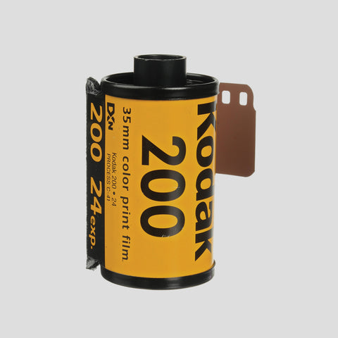 "KODAK ""GB135-24 200 GOLD"" 35MM FILM"