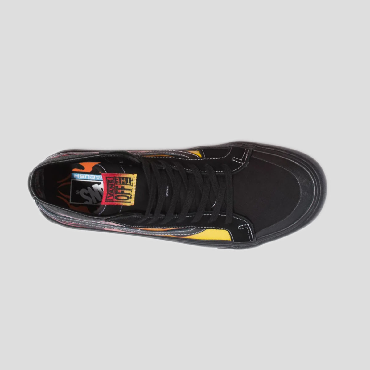 "VANS DRAG BOARD CO ""SK8 HI DECON SF"" SHOE"