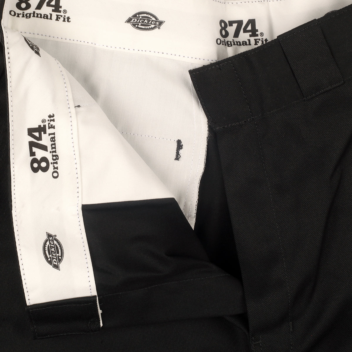 "DICKIES ""874"" PANT BLACK"