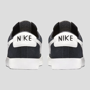 "NIKE ""BLAZER LOW"" BLACK/SAIL"