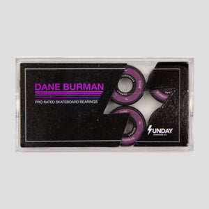 SUNDAY HARDWARE DANE BURMAN PRO RATED BEARINGS