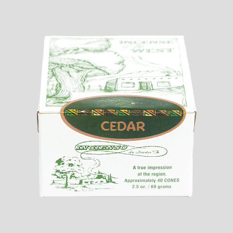 "INCIENSO ""CEDAR"" INCENSE"