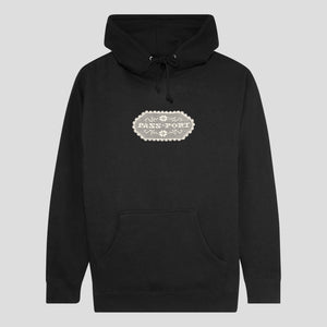 "PASS~PORT ""DOILY DANCER"" HOOD BLACK"