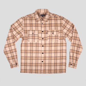 "PASS~PORT ""WORKERS"" FLANNEL CREAM"