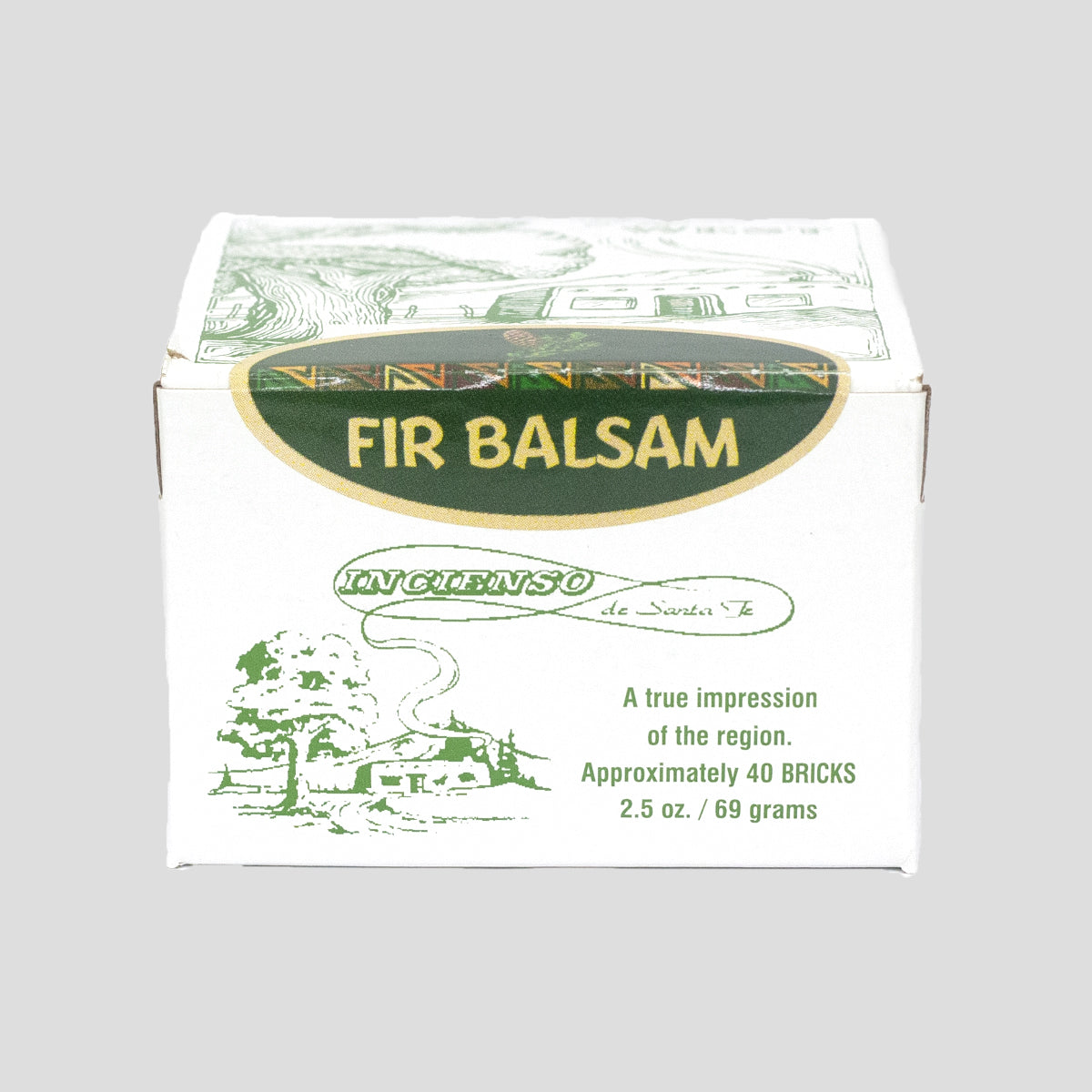 "INCIENSO ""FIR BALSAM"" INCENSE"