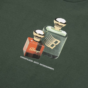 "BRONZE 56K ""FRAGRANCE"" TEE FOREST GREEN"
