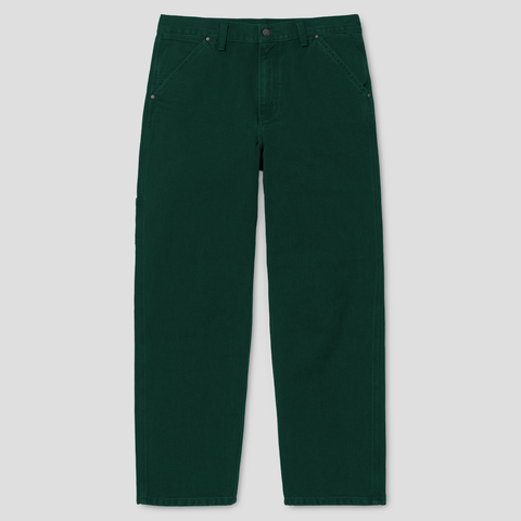 CARHARTT WIP & PASS~PORT PALL PANT GREEN