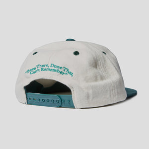 "ARCADE ""GENUINE PERSON"" CAP FOREST GREEN/NATURAL"