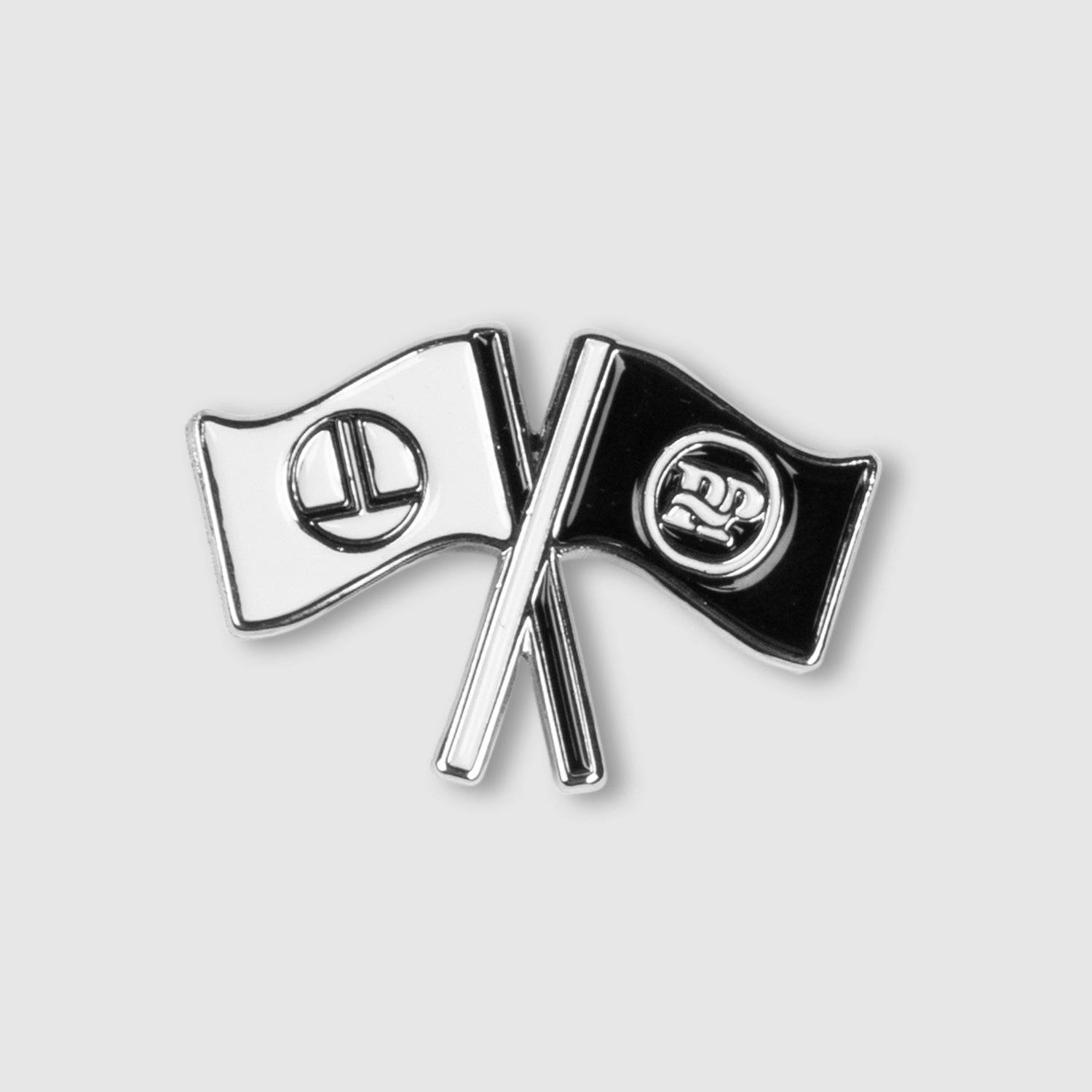 "PASS~PORT LOW LIFE ""FLAG"" PIN"