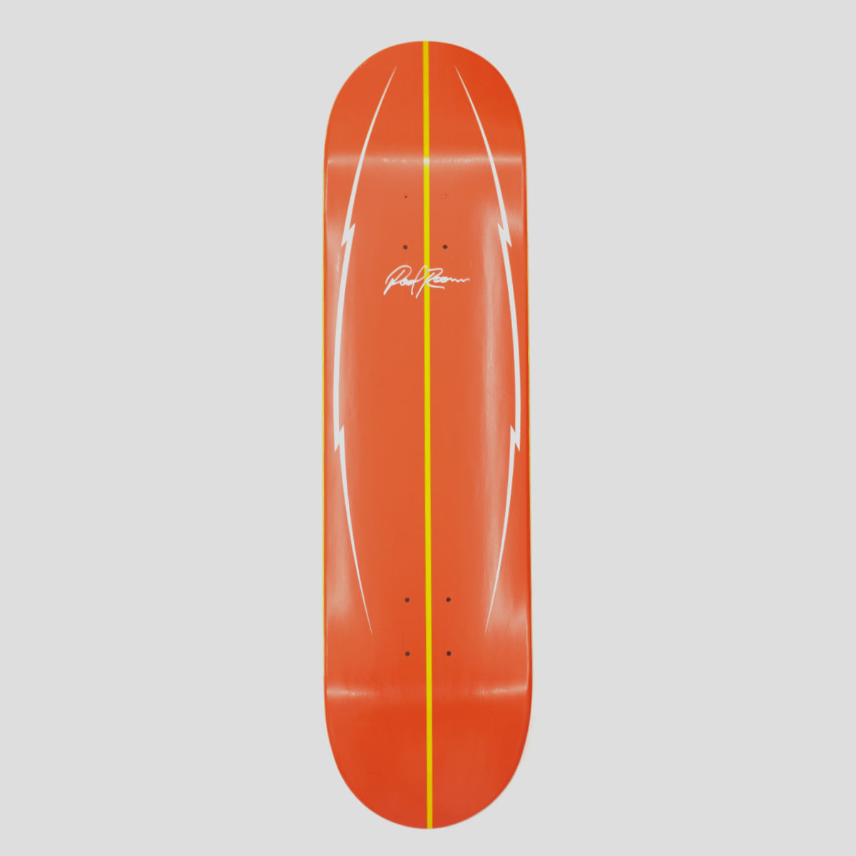 "POOLROOM ""HANG LOOSE"" DECK RED"