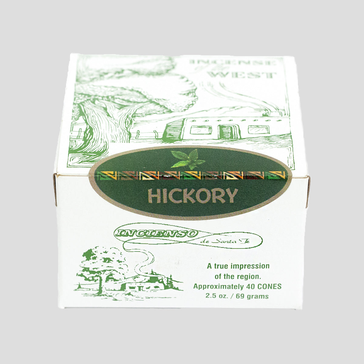 "INCIENSO ""HICKORY"" INCENSE"