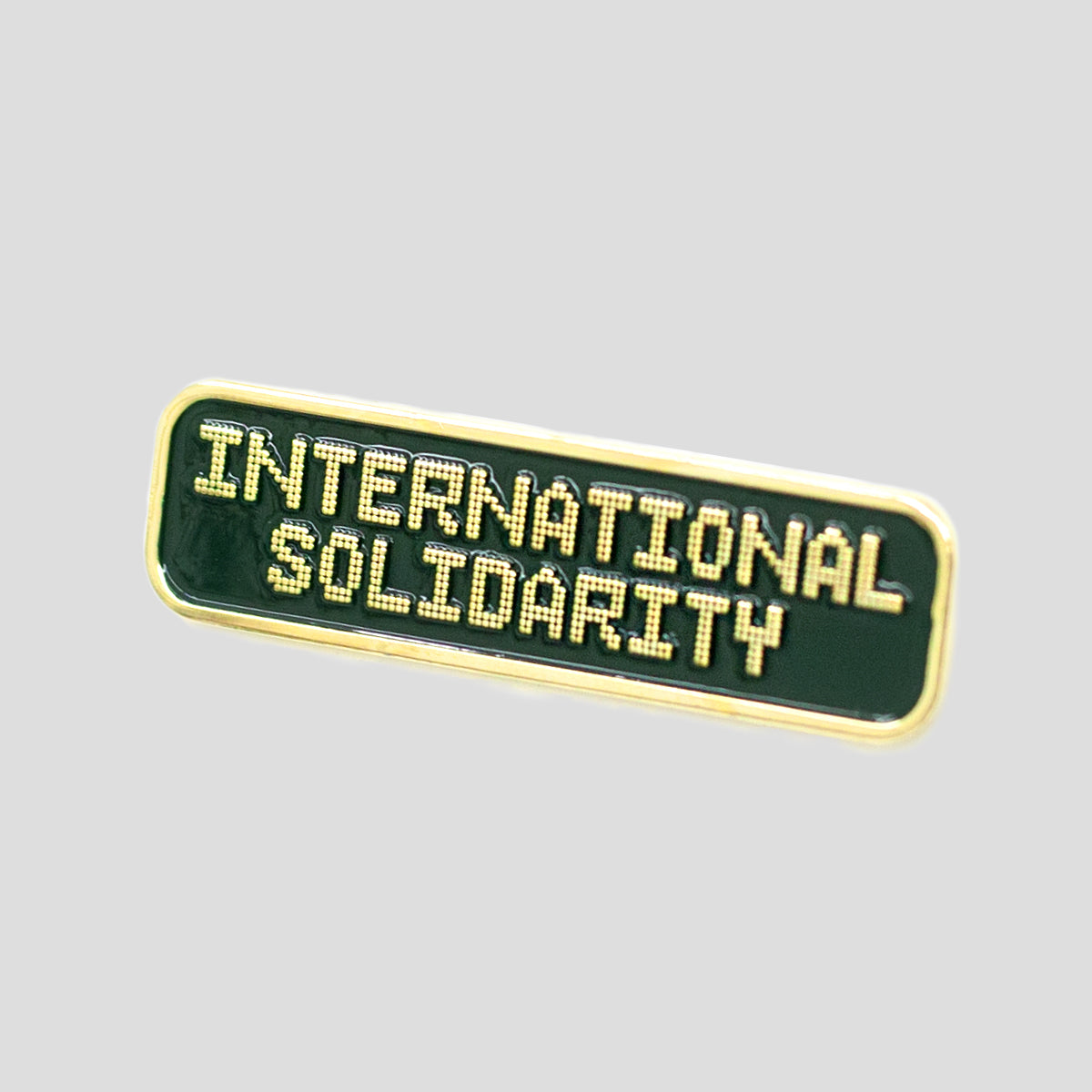 "PASS~PORT ""INTER SOLID TILE"" PIN"