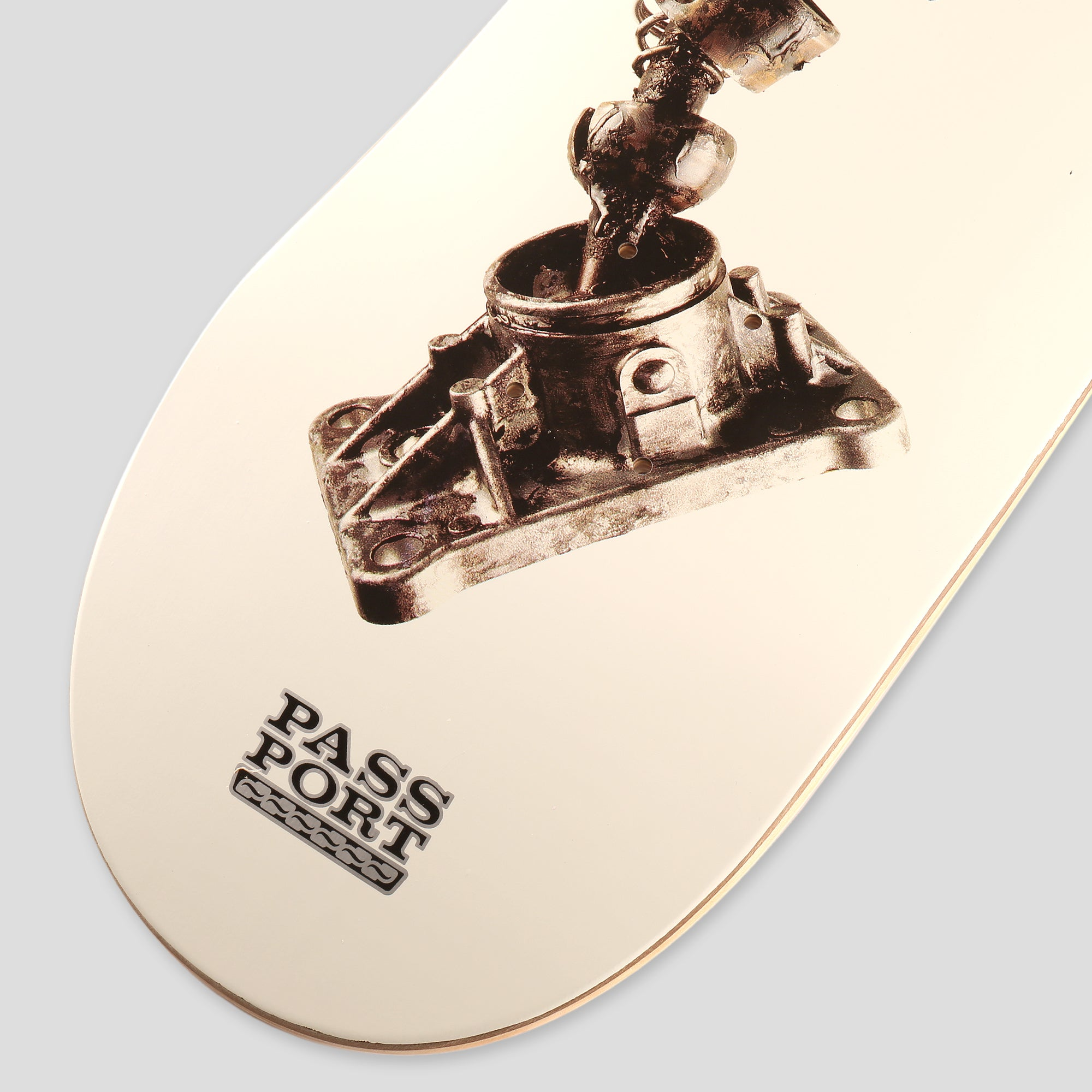 "PASS~PORT JACK O'GRADY ""SHIFT"" DECK"