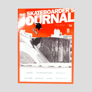 THE SKATEBOARDERS JOURNAL - ISSUE #41
