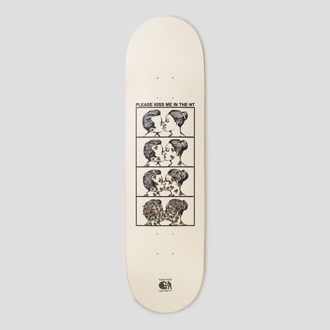 CARHARTT WIP & PASS~PORT KISS ME DECK 8.25