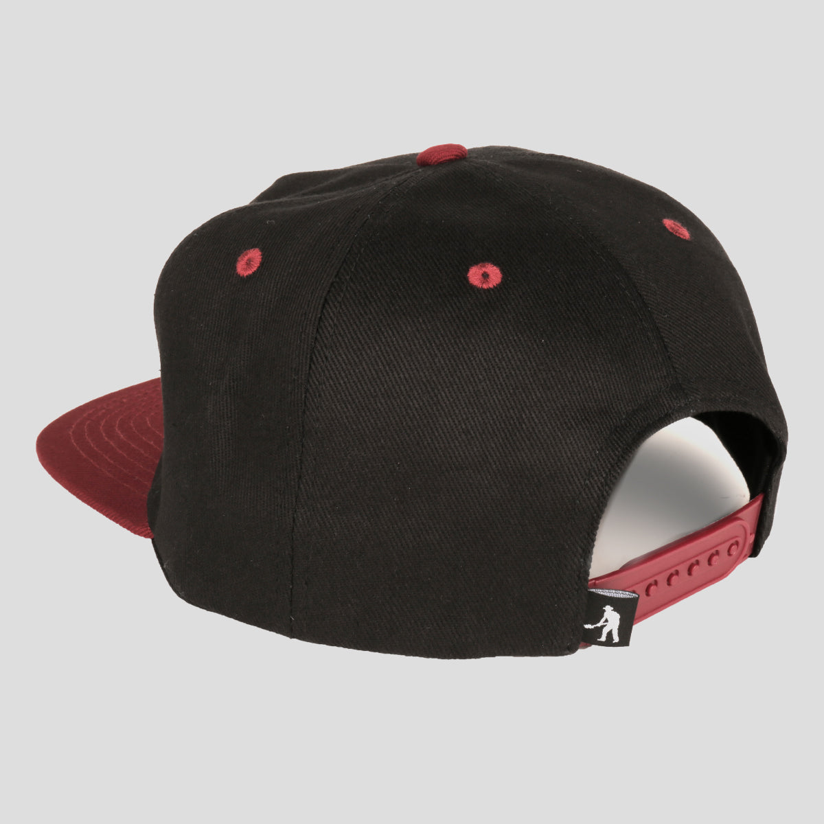 "PASS~PORT ""KITSCH"" CAP MAROON"