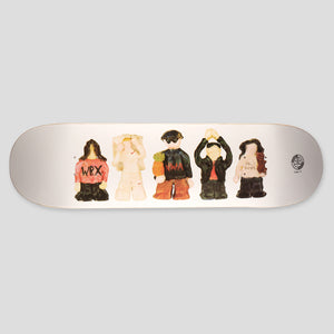"PASS~PORT & LOW LIFE ""L.L CERAMICS"" DECK"