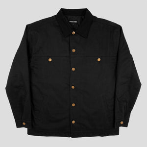 "PASS~PORT ""LATE"" JACKET BLACK"