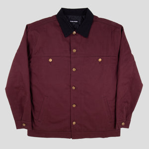 "PASS~PORT ""LATE"" JACKET WINE"