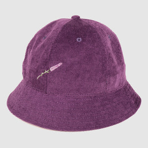 "PASS~PORT ""LAVENDER"" BUCKET HAT PURPLE"