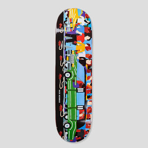 "POLAR SKATE CO. NICK BOSERIO ""LIMO"" DECK 8.25"""