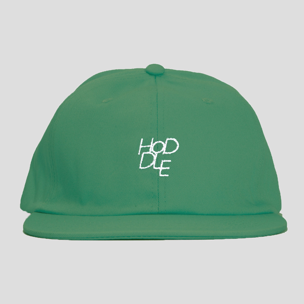 "HODDLE ""LOGO"" CAP GREEN"