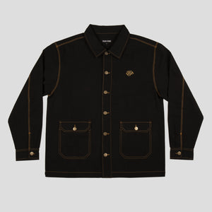 "PASS~PORT ""MASTERS"" JACKET BLACK/GOLD"