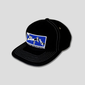 "COME SUNDOWN ""NOISE"" CAP  BLACK"