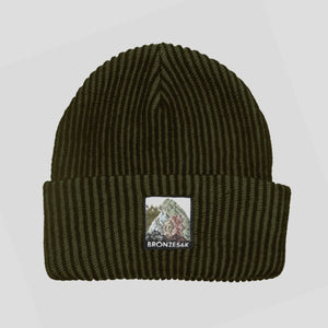 "BRONZE 56K ""MOUNTAIN"" BEANIE OLIVE"