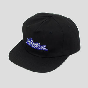 "PASS~PORT ""PREMIERE"" CAP BLACK"