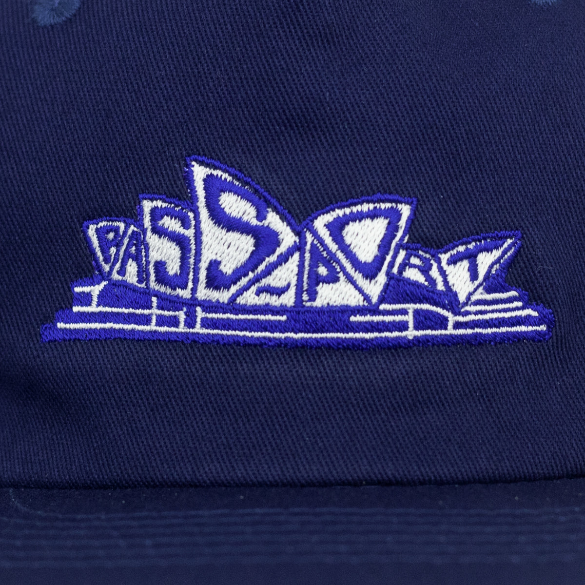 "PASS~PORT ""PREMIERE"" CAP NAVY"