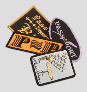 "PASS~PORT ""CHAMPERS"" PATCH"