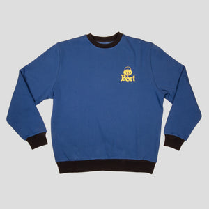 "PASS~PORT ""PORT"" STEPH SWEATER BLUE"