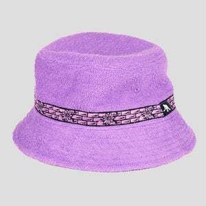 PASS~PORT & CAMP COVE SWIM BUCKET HAT LAVENDER