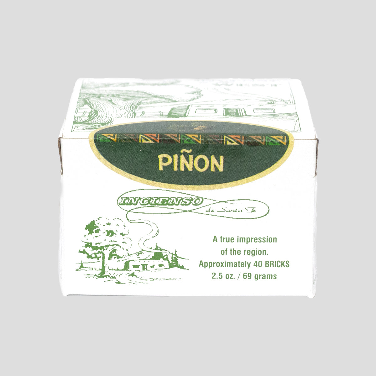 "INCIENSO ""PINON"" INCENSE"