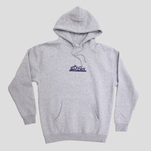 "PASS~PORT ""PREMIERE"" HOOD GREY"