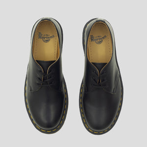 "DR. MARTENS ""1461"" BLACK SMOOTH"