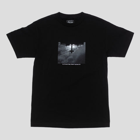 SALVATION TEE BLACK