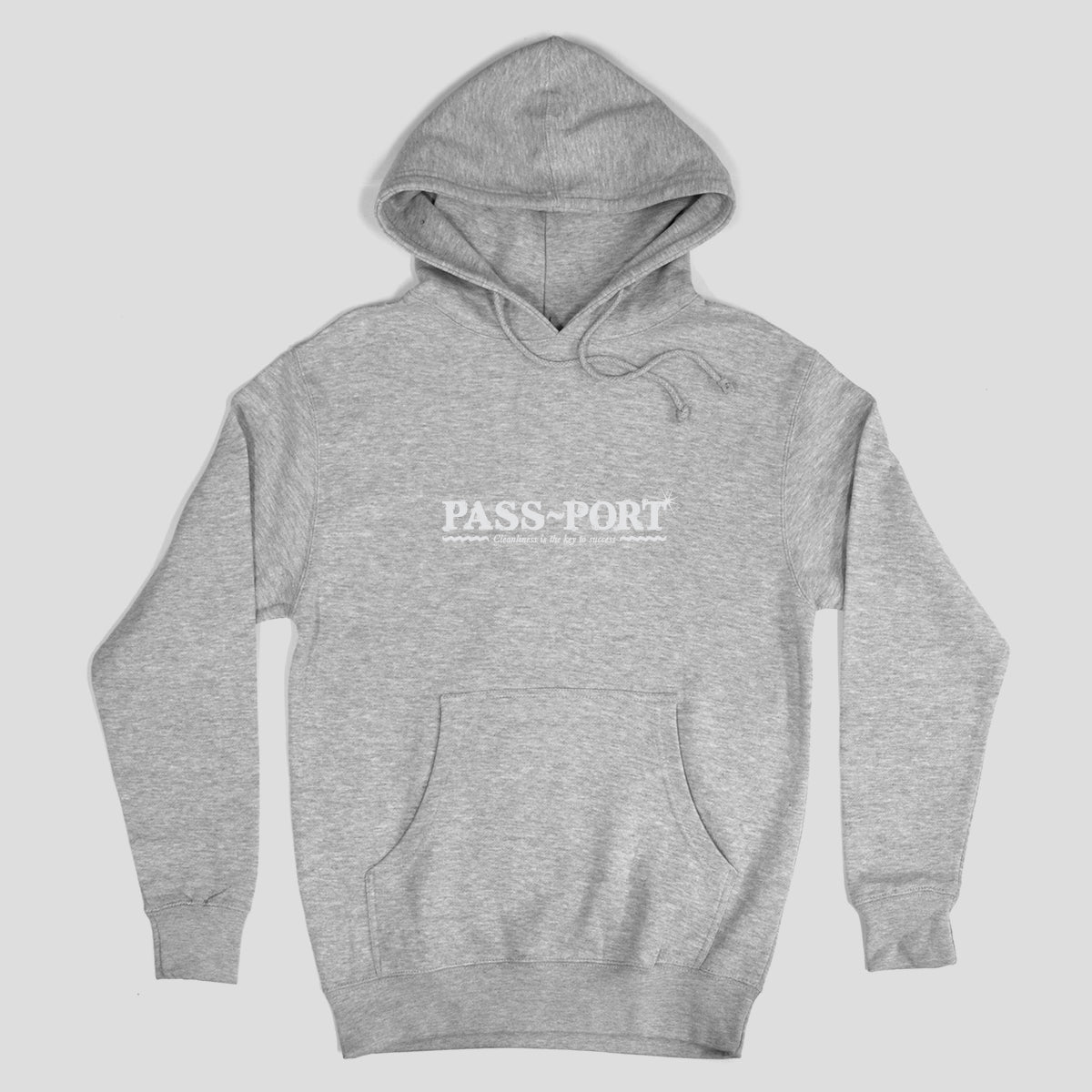 "PASS~PORT ""BUBBLES"" HOOD ASH"