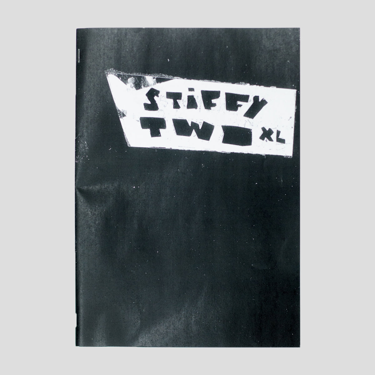 STIFFY TWO ZINE
