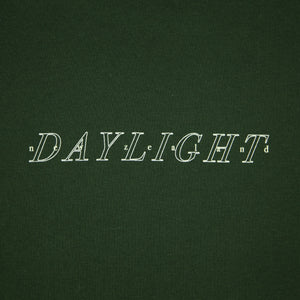 "DAYLIGHT ""TOURIST"" SWEATER FOREST GREEN"