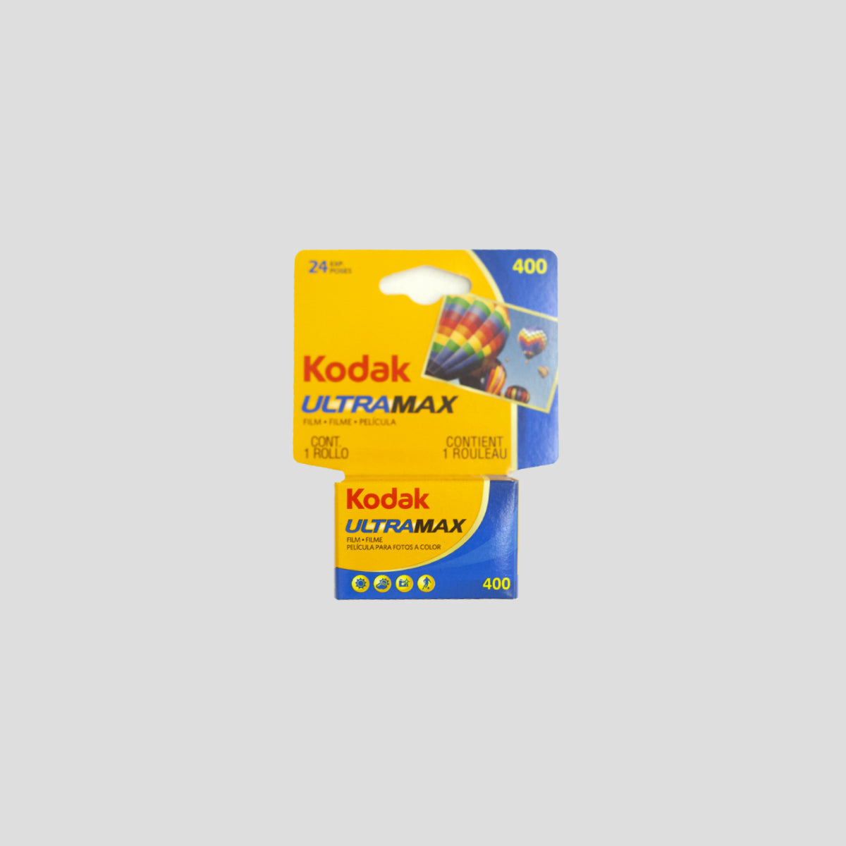 "KODAK ""GC135-24 400 MAX"" 35MM FILM"