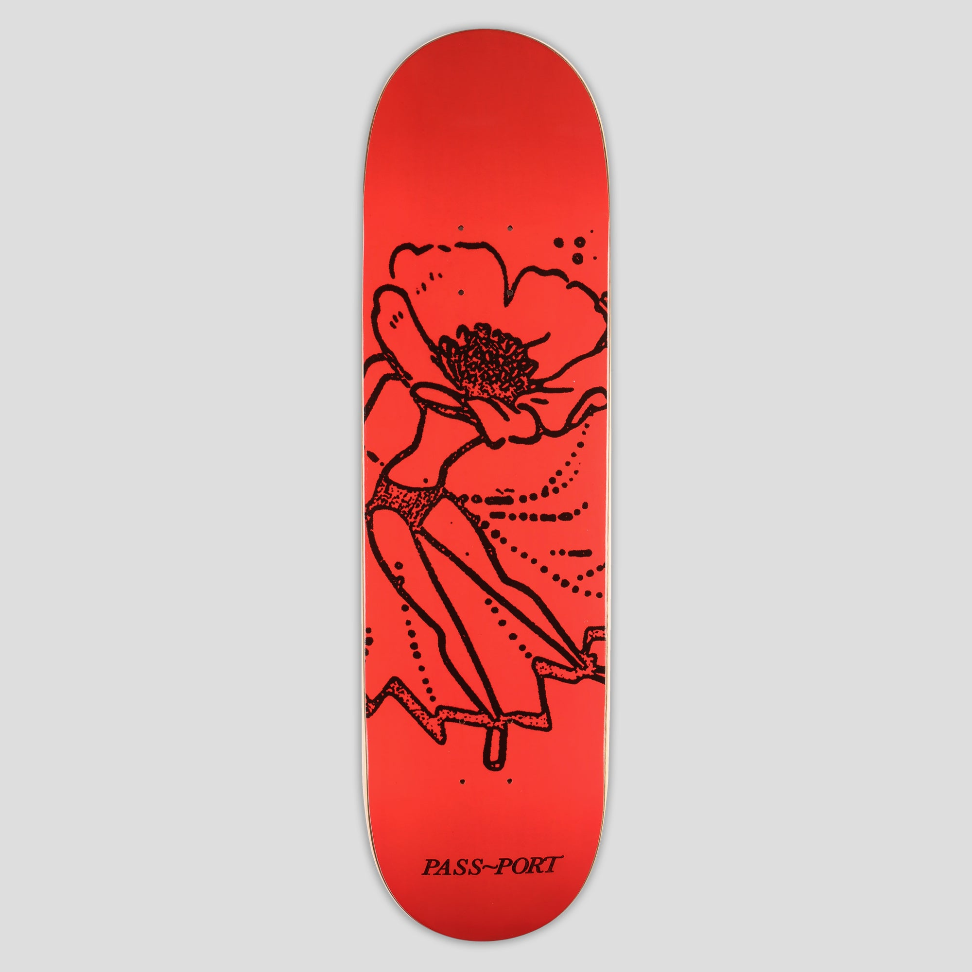 "PASS~PORT ""BUTTERCUP"" FLORAL DANCER SERIES DECK"