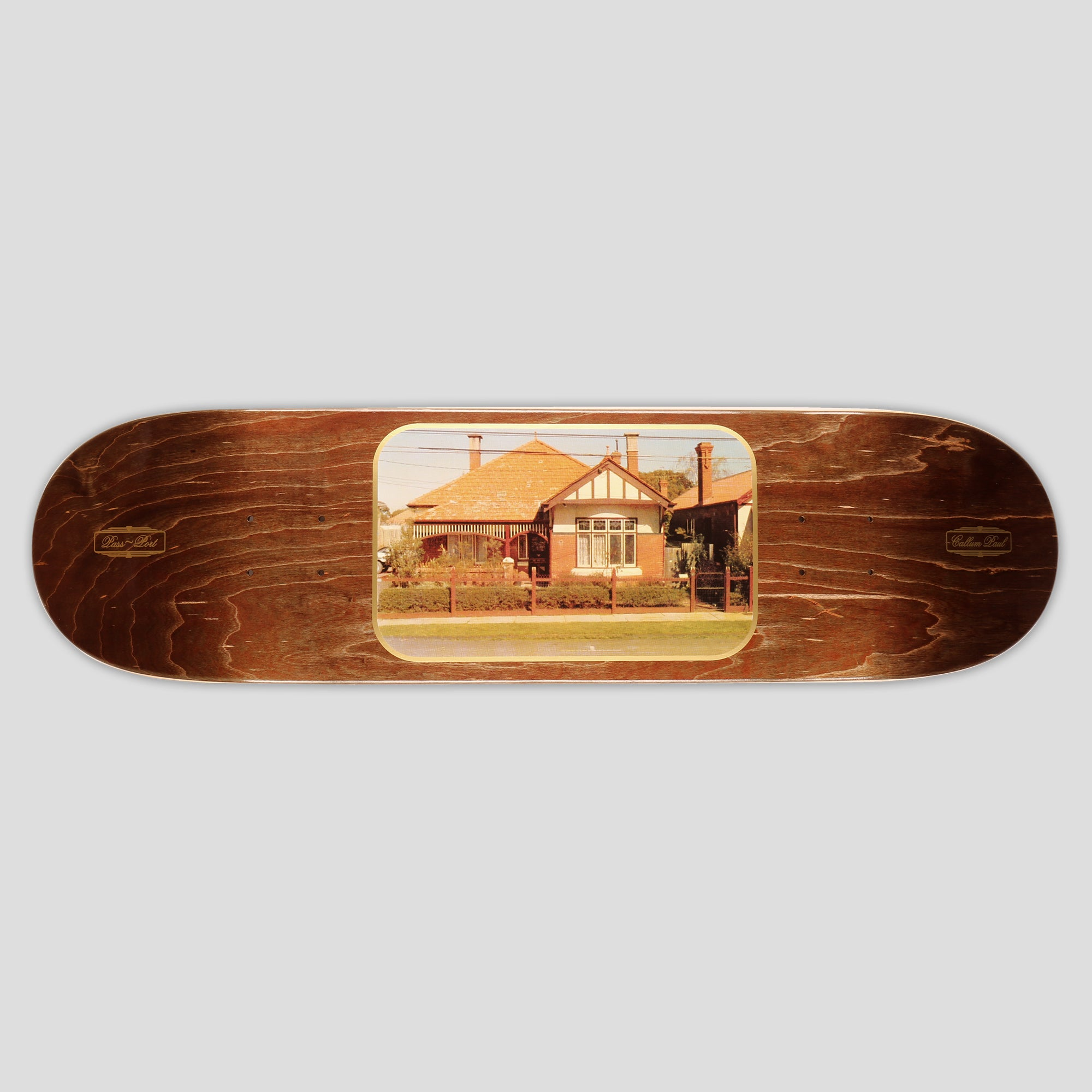 PASS~PORT CALLUM PAUL HOME SERIES DECK