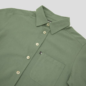 "PASS~PORT ""WORKERS"" S/S SHIRT MOSS"