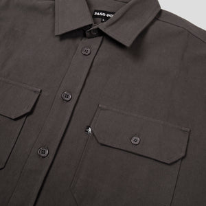 "PASS~PORT ""WORKERS"" L/S SHIRT TAR"