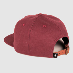 "PASS~PORT ""WORKERS"" CAP MAROON"