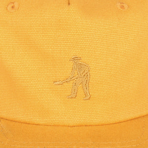 "PASS~PORT ""WORKERS"" CAP YELLOW"