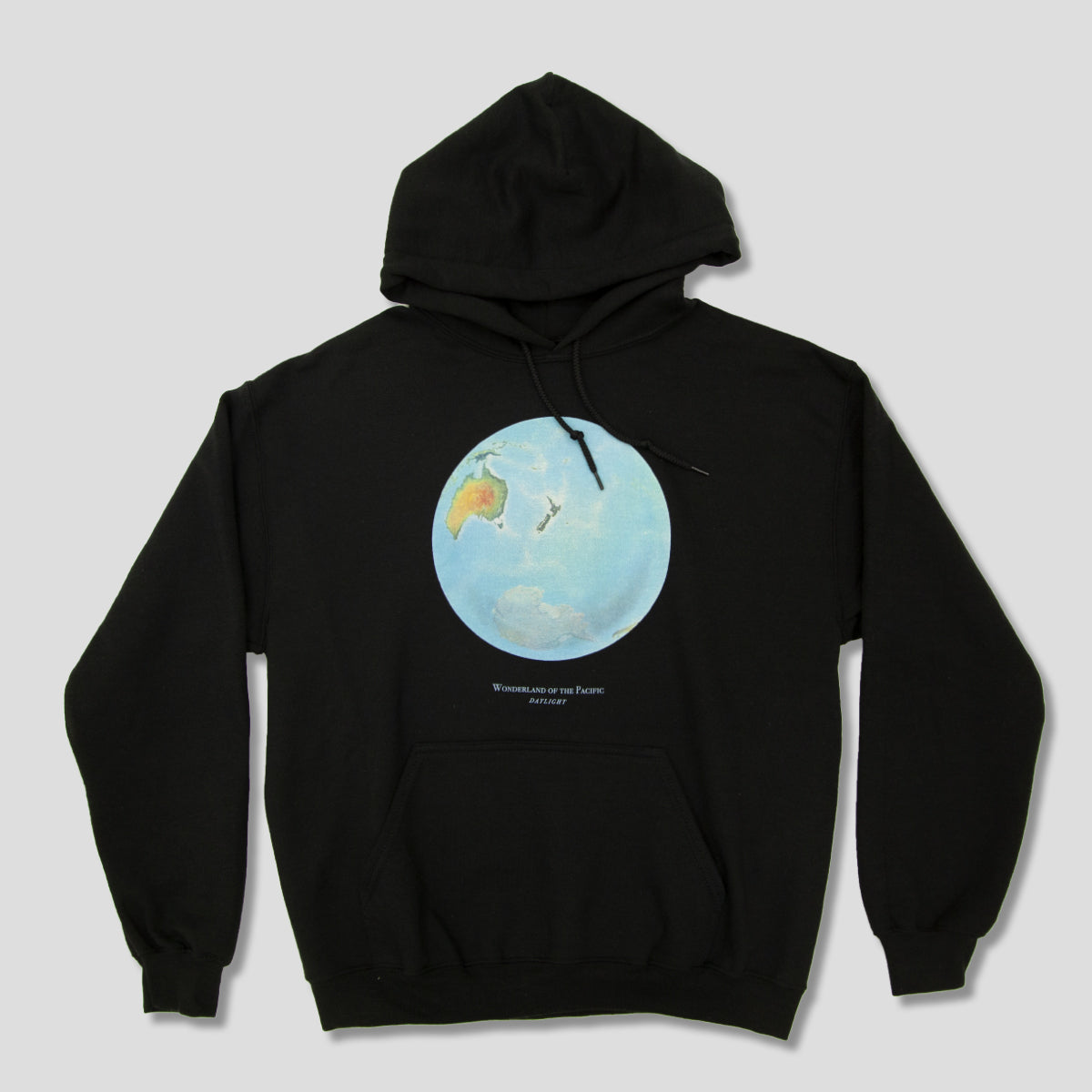 "DAYLIGHT ""WONDERLAND"" HOOD BLACK"